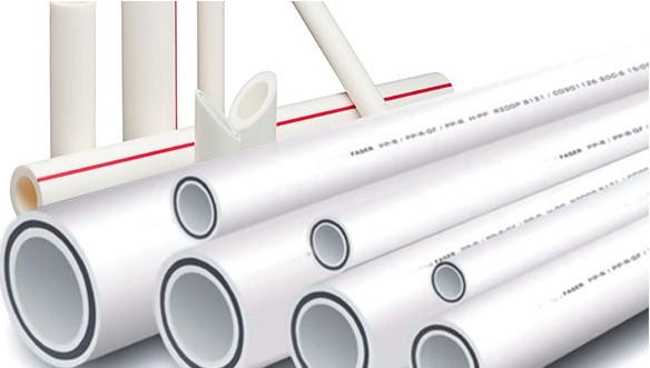 Полипропиленовые трубы различных диаметров