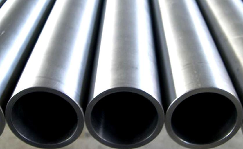 Дюралюминиевые трубы с толстой стенкой