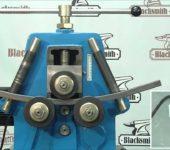 Промышленный станок для сгибания профильной трубы малого диаметра
