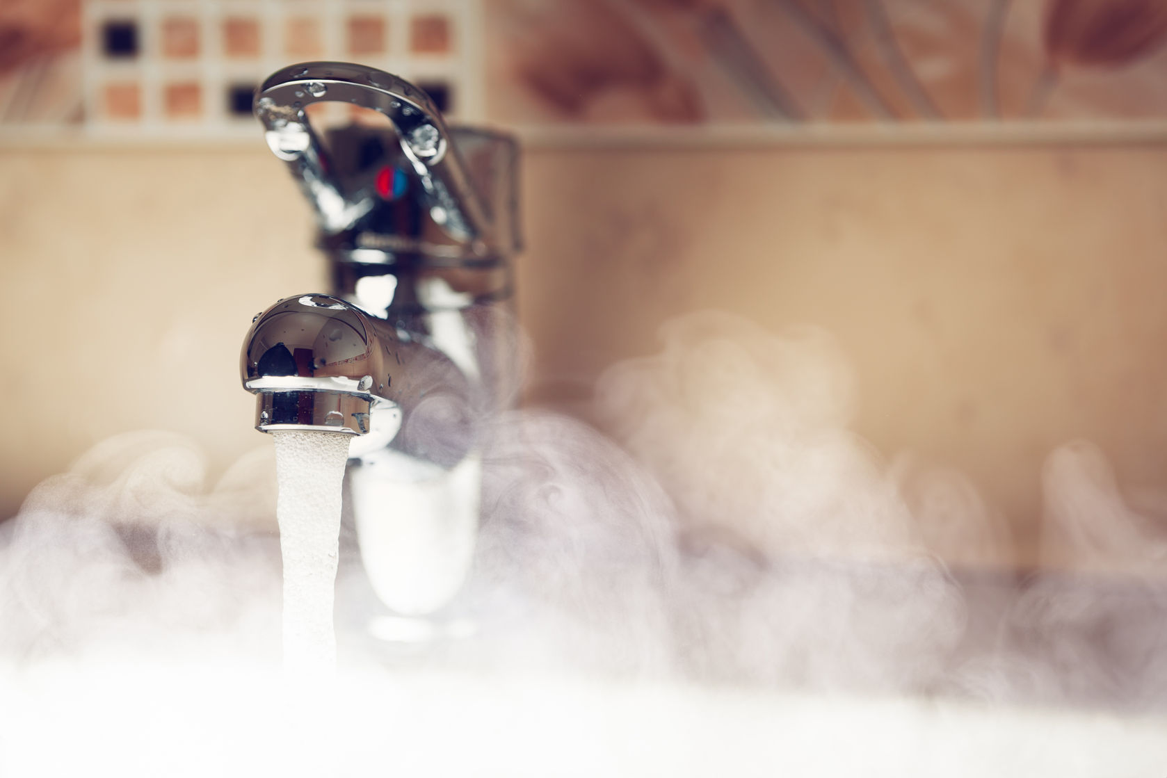 Завышенная температура в водопроводе
