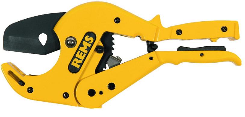 Ножницы для резки металлопластиковых труб REMS