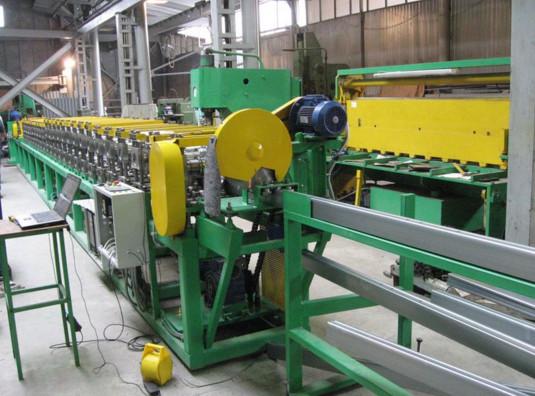 Оборудование для производства квадратных труб
