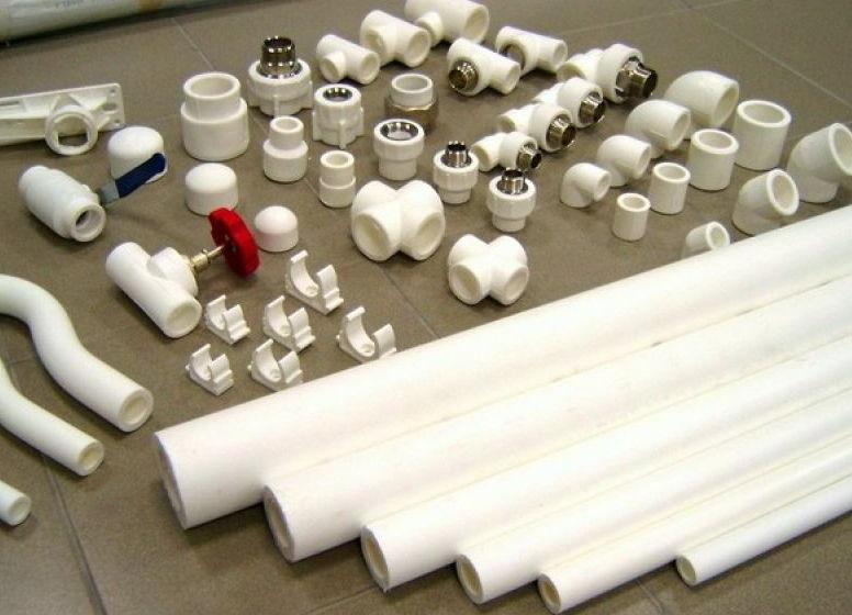 Трубы и фитинги из полипропилена
