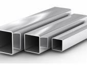 Квадратные металлические трубы разных размеров