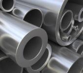 Стальные трубы со стенками разной толщины
