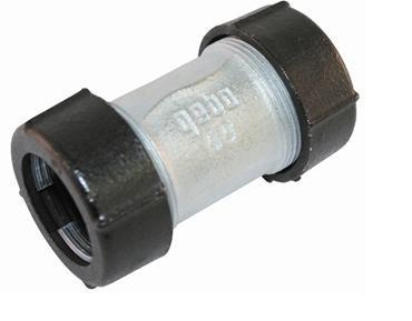 Фитинг Гебо для соединения металлических труб без сварки и резьбы