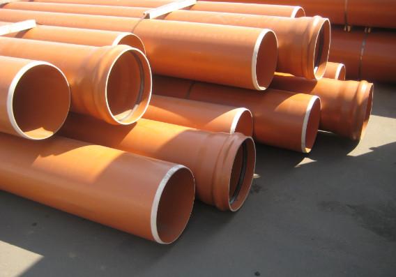 Трубы для канализации большого диаметра