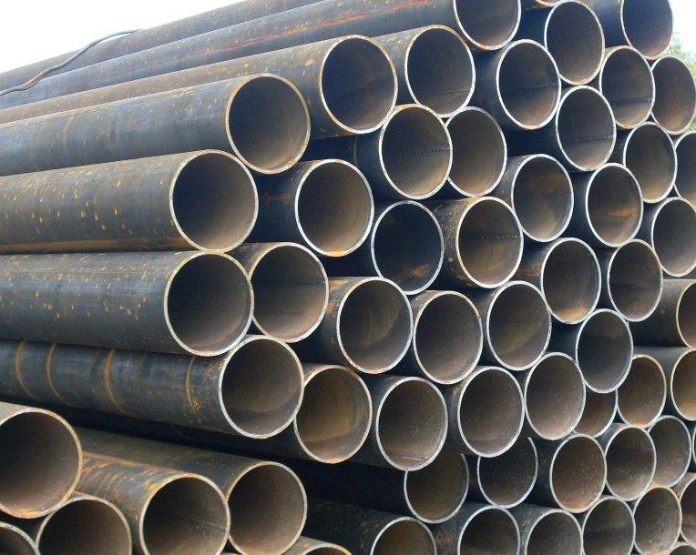 Продольные сварные стальные трубы