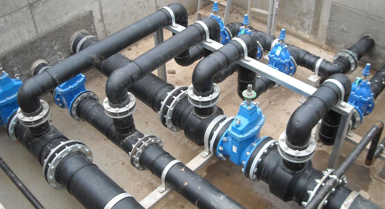 Трубы ПНД в водоснабжении