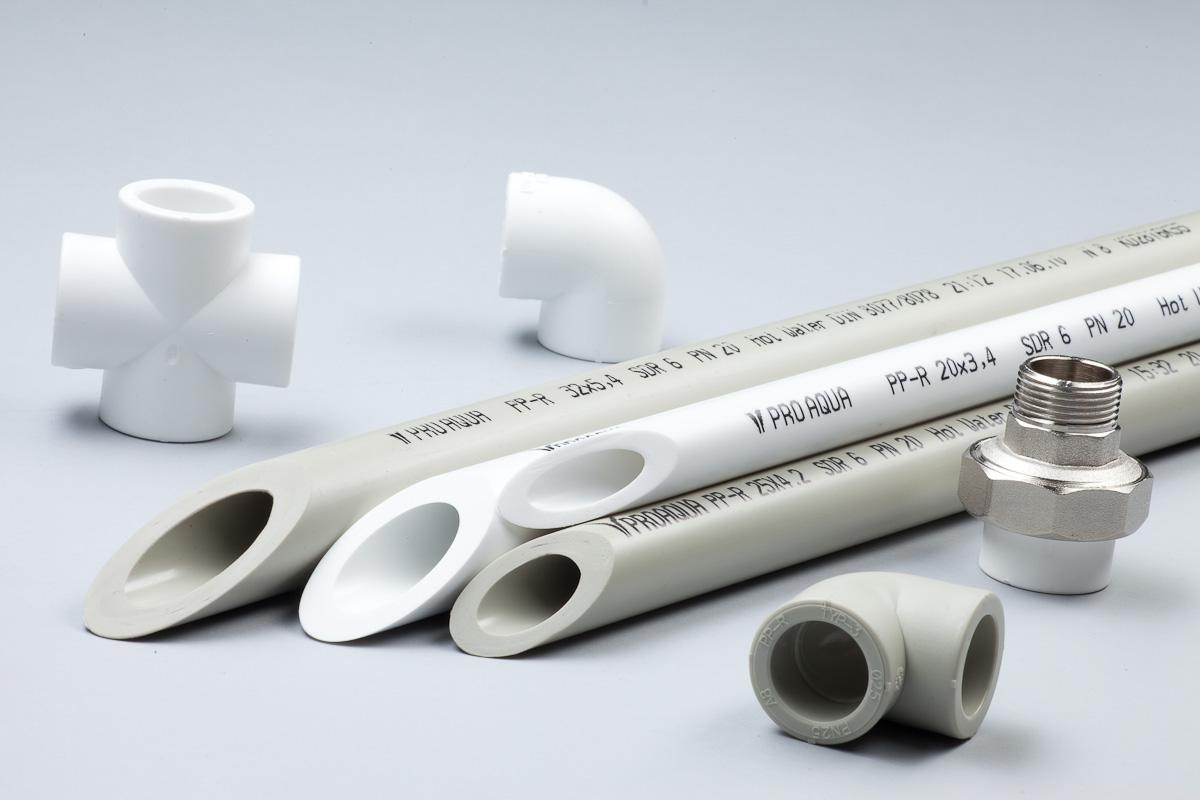 Разновидности пластиковых труб с маркировкой